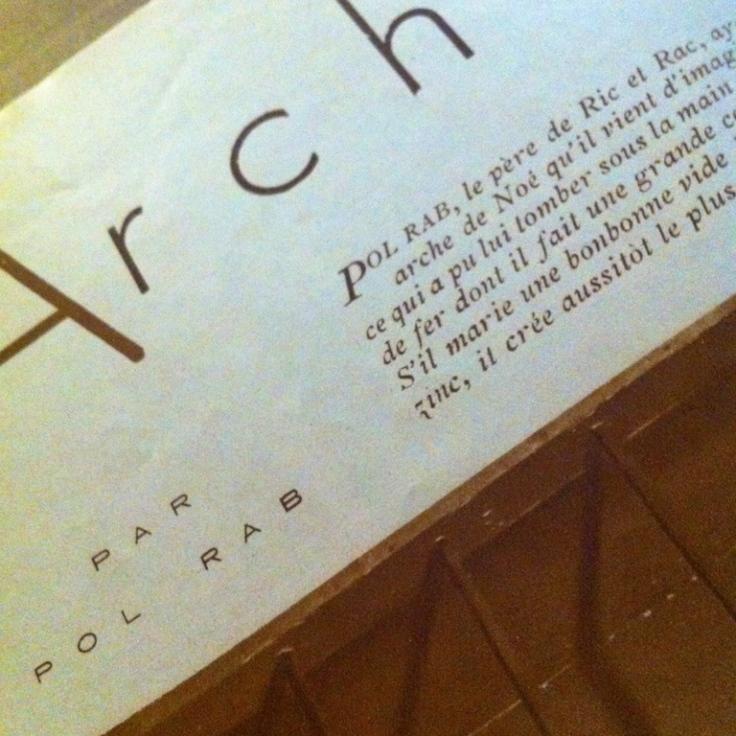Arche 5