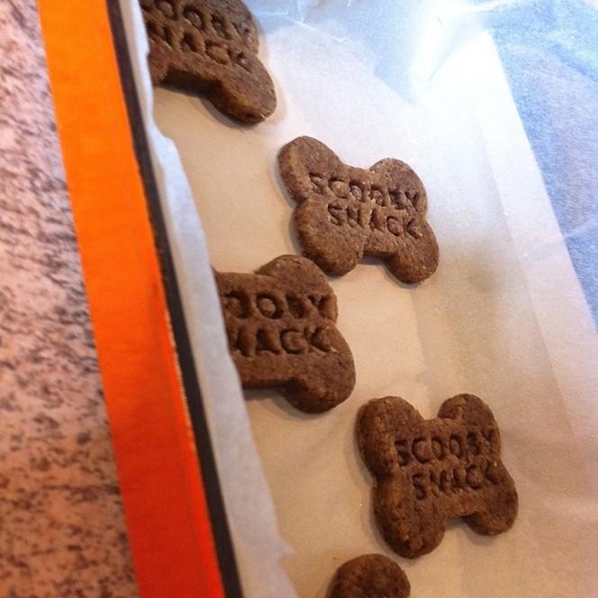 Recette des Scooby Snacks 35