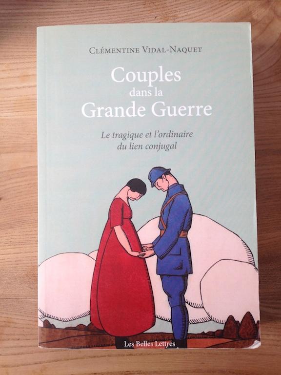 Livre Clémentine Vidal Naquet