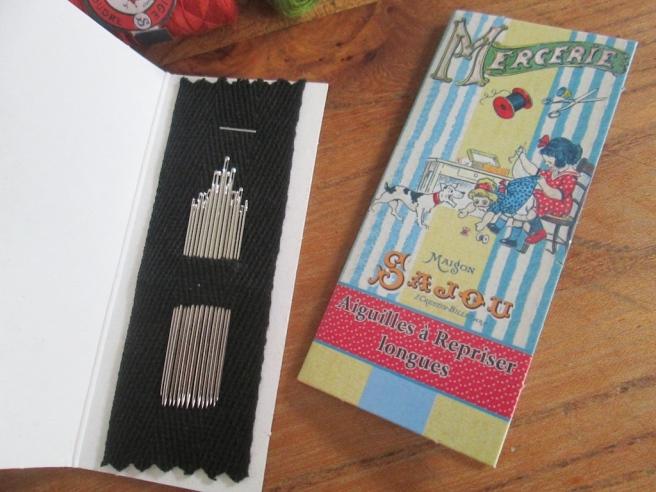 Carnet d'adresse mercerie Sajou 23