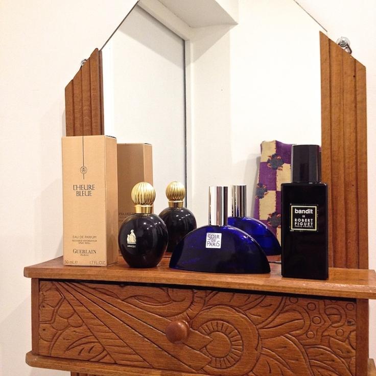 Parfums d'époques 1