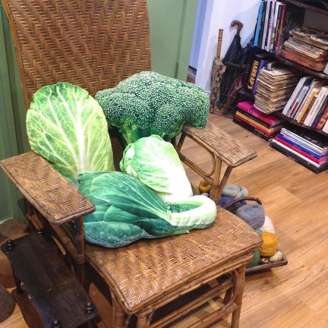 Autour des légumes 1