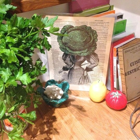 Autour des légumes 9