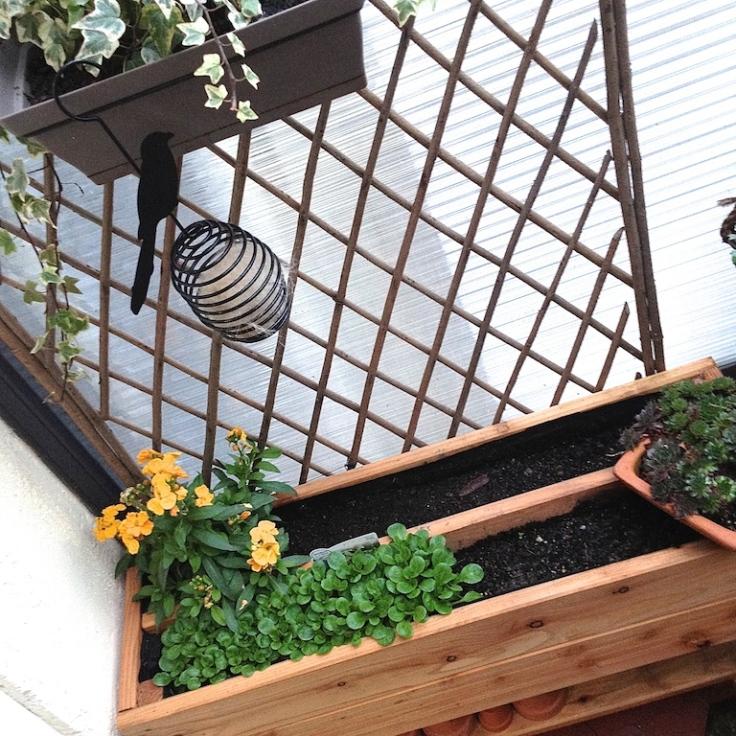 Côté cuisine et côté jardin 22
