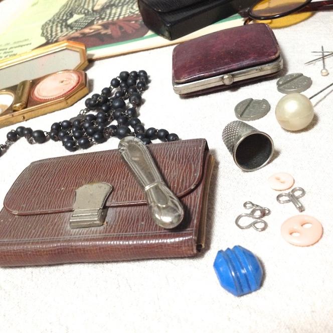 Dans le sac d'une femme des années 30 8