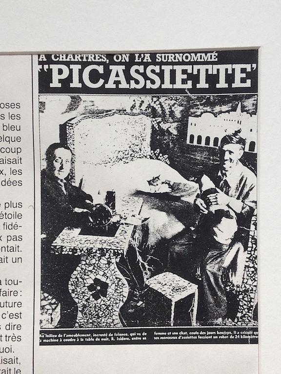 Maison Picassiette 42