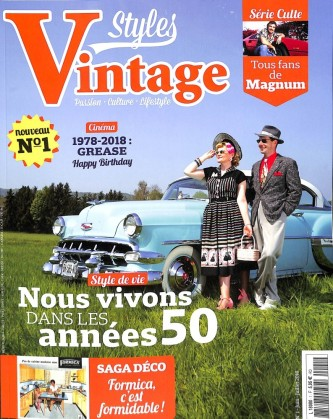 Styles Vintage Magazine