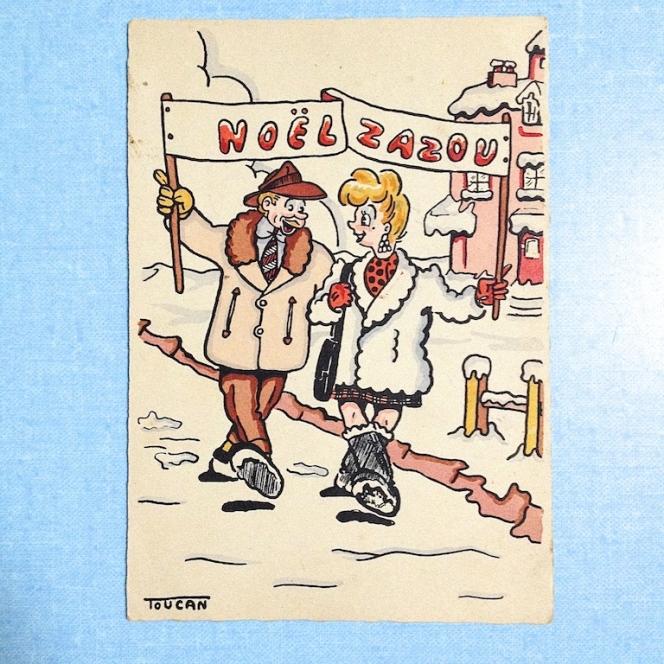 cartes postales zazoues 10