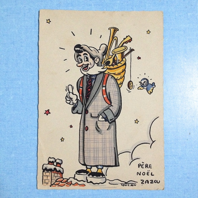 cartes postales zazoues 12