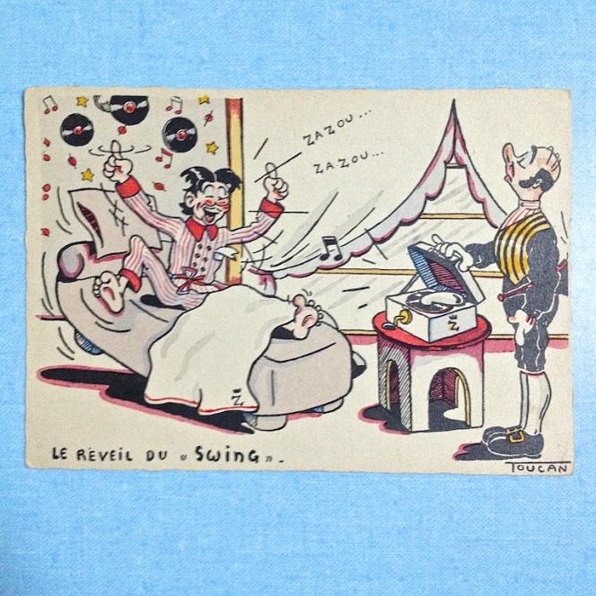 cartes postales zazoues 13