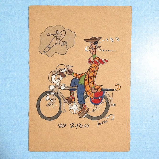cartes postales zazoues 20