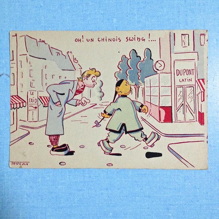 cartes postales zazoues 4