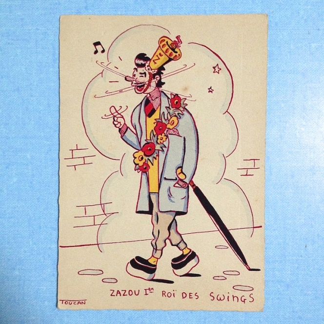 cartes postales zazoues 6