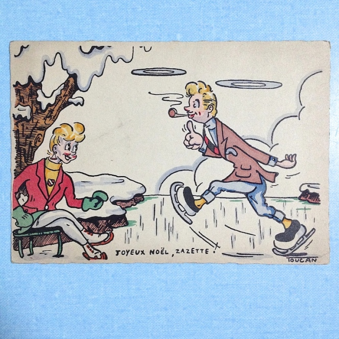 cartes postales zazoues 7