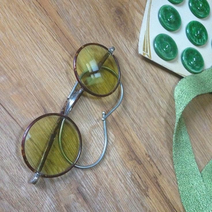 Monochrome vintage vert 11