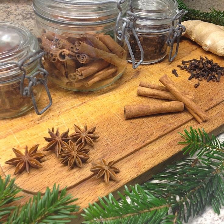 Noel vintage et vegetal 2 2