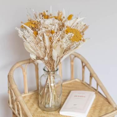 bouquet-fleurs-séchées-flowrette-gaspard-m