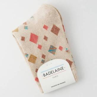 chaussettes-pailletees-ecrues-a-motif-losanges