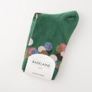 chaussettes-vertes-paillettes-lurex