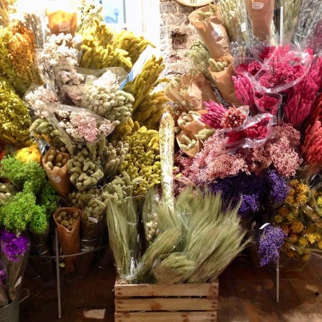 Fleurs séchées 1