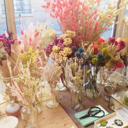 Fleurs séchées 13