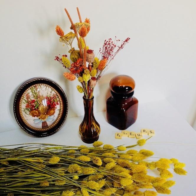 Fleurs séchées 23