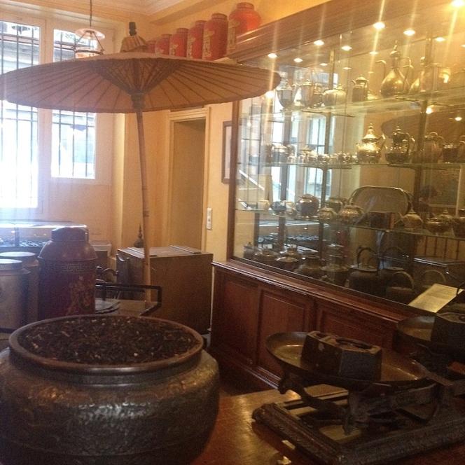 Musée du thé 4