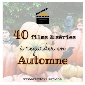 40 films automne