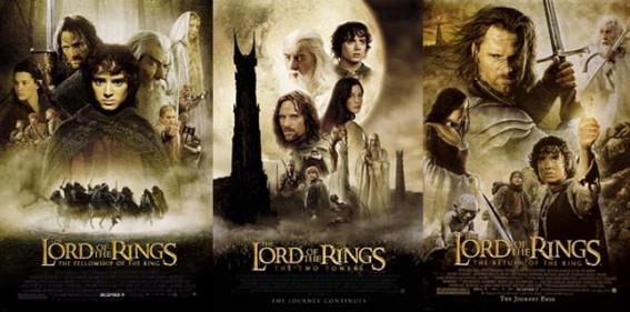 le-seigneur-des-anneaux-affiches