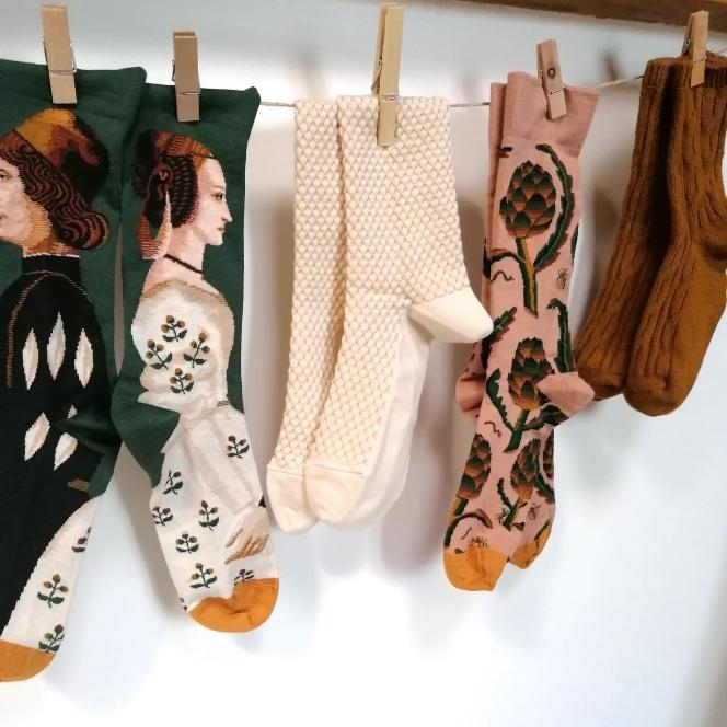 Chaussettes Addict 5